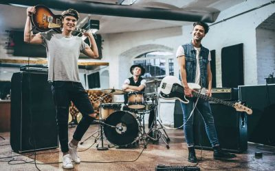 Small Bands And How Internet Helps Them